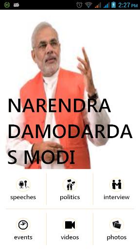 Narendra Modi Future PM