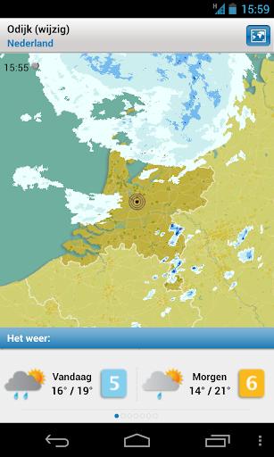 Meteovista screenshot