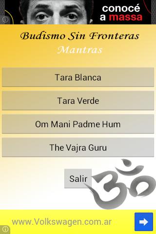 【免費健康App】BSF - Mantras-APP點子