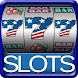 Red White & Blue Slots icon