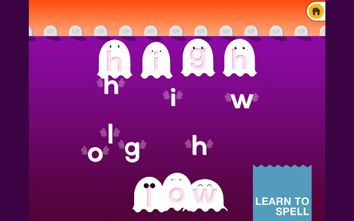 Spelling Ghost Phonics FREE
