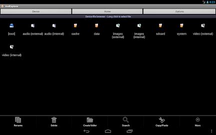 AndExplorer Screenshot 8