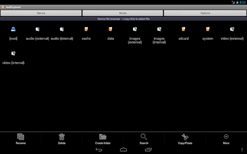 AndExplorer Screenshot 11