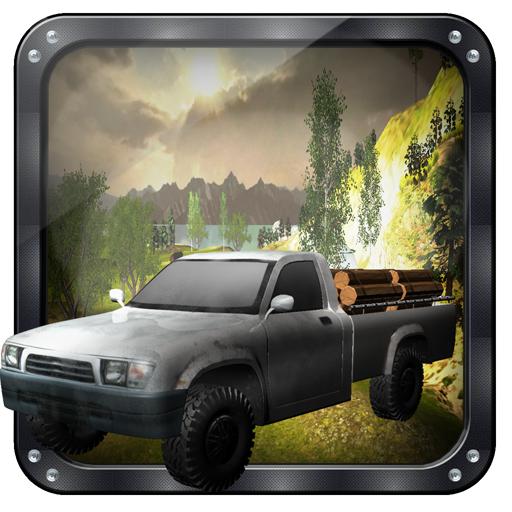 爬坡3D遊戲 賽車遊戲 App LOGO-APP試玩