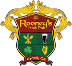 Logo for Rooney's Irish Pub