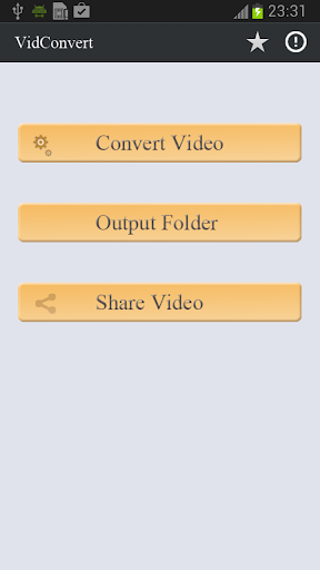 VidConvert - Video Converter