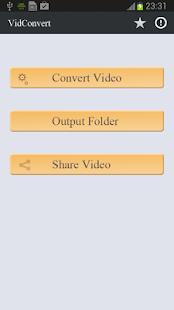 VidConvert - Video Converter