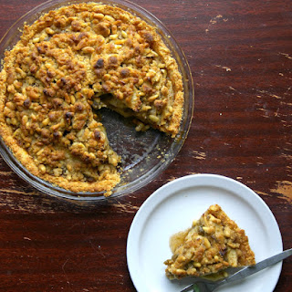 16.) Hatch Green Chile Apple Pie