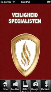 Veiligheid Specialisten - screenshot thumbnail