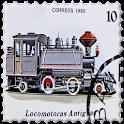 Train Stamp Scratch Game