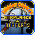 Hidden Objects - Airplanes icon