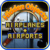 Hidden Objects - Airplanes