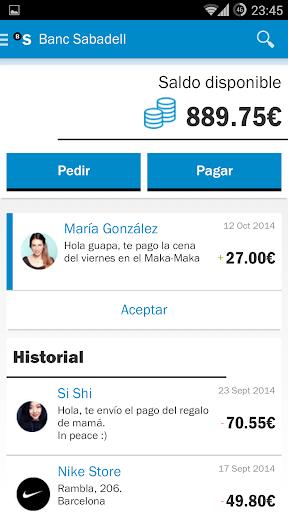 Sabadell Payments Hackaton