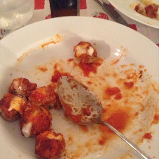 Aunt Em's Italian-Style Chicken Meatballs