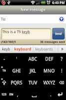 Screenshot of English for Smart Keyboard