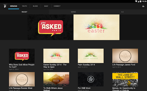 The Heights Baptist Church App - screenshot thumbnail
