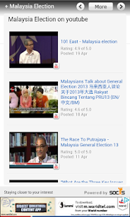 Malaysia Election - screenshot thumbnail