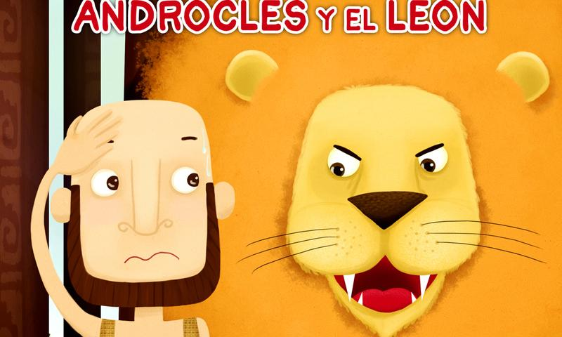 Androcles y el León - screenshot