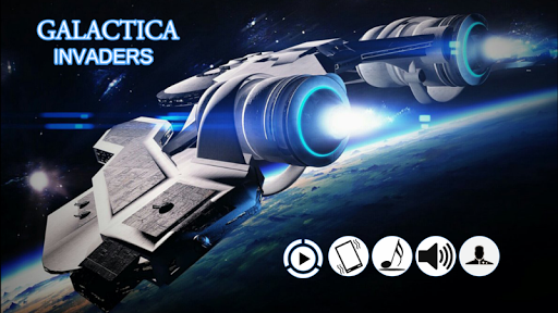 Galactica Invaders