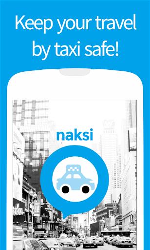 Naksi Taxi Safety App