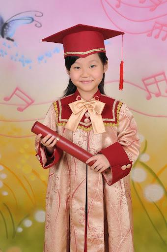郭子瑄畢業了