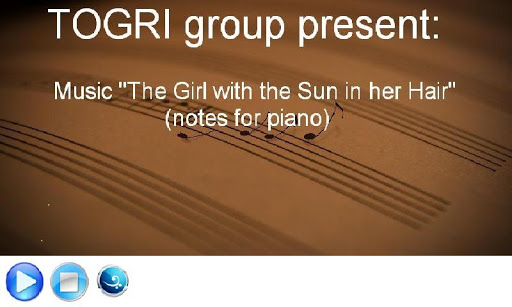 The Girl with the Sun in ...