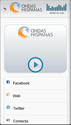 玩音樂App|Radio Ondas Hispanas免費|APP試玩