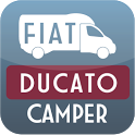 Fiat Ducato Camper Mobile icon