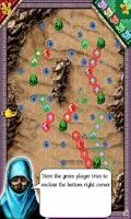 Screenshot of Knizia's Through the Desert