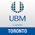 UBM Canon Toronto 2013 logo