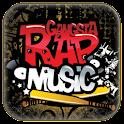 Funny rap ringtone logo