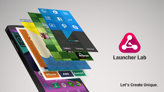 Launcher Lab - DIY Themes v1.07.1