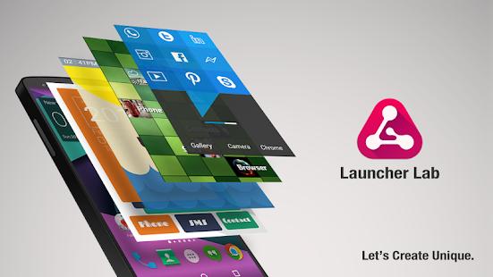Launcher Lab - DIY Themes Screenshot 7