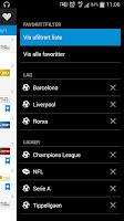 Screenshot of TVkampen.com sport på TV