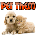 Pet Them: Baby Animals Edition logo