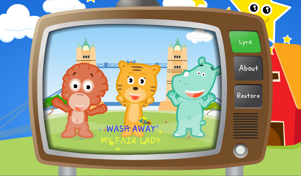 World Kids Song 01 - screenshot