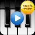 Piano sound to sleep