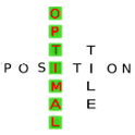 Optimal tile position icon