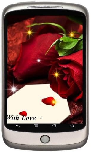 Roses For Gift live wallpaper