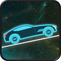 Neon Race - Hill Climb icon