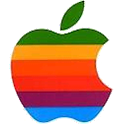 Apple][ logo