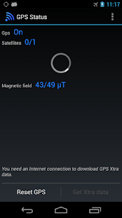 GPS Status Test & Fix - No Ads - screenshot thumbnail