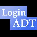 Login ADT logo