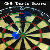 GB Darts Score