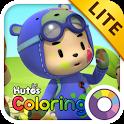 Hutos Coloring Lite icon