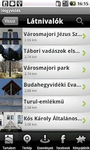 Hegyvidék (Galaxy Mini)- screenshot thumbnail