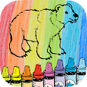 Coloring Book Fun icon