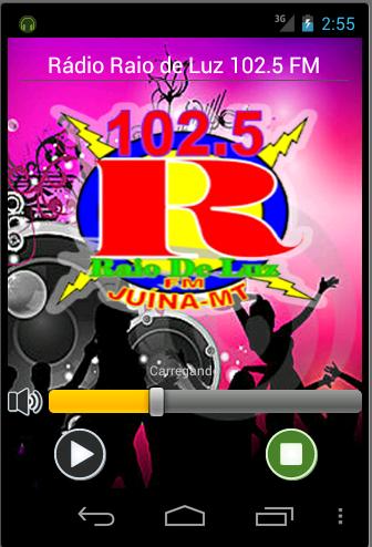 玩音樂App|Rádio Raio de Luz FM 102免費|APP試玩
