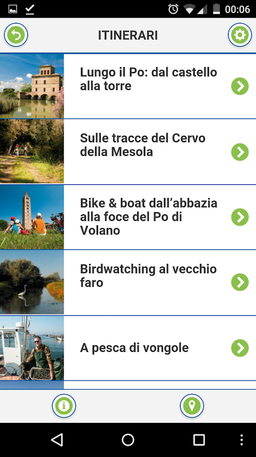 Bike and Boat nel Delta del Po- screenshot