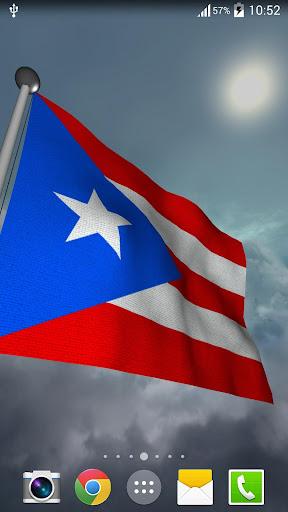Puerto Rico Flag + LWP